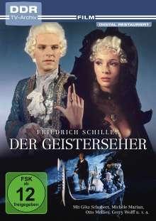 Der Geisterseher, DVD