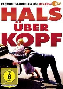 Hals über Kopf (Komplette Serie), 6 DVDs