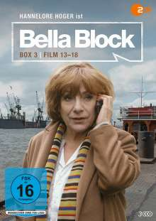 Bella Block Box 3 (Fall 13-18), 3 DVDs