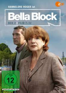 Bella Block Box 2 (Fall 7-12), 3 DVDs