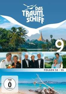 Das Traumschiff Box 9, 3 DVDs