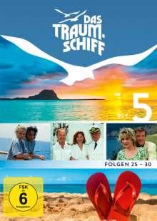 Das Traumschiff Box 5, 3 DVDs