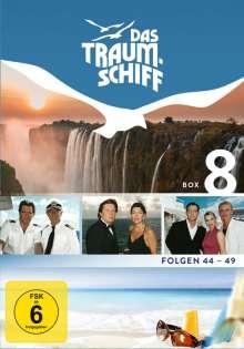 Das Traumschiff Box 8, 3 DVDs