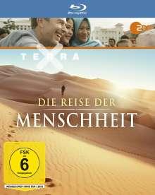 Terra X: Die Reise der Menschheit (Blu-ray), Blu-ray Disc