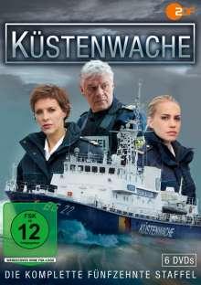 Küstenwache Staffel 15, 6 DVDs