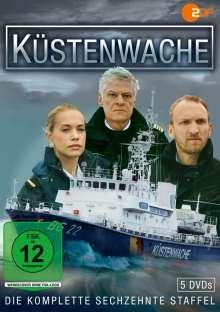 Küstenwache Staffel 16, 5 DVDs