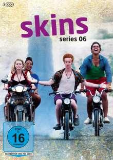 Skins Staffel 6, 3 DVDs