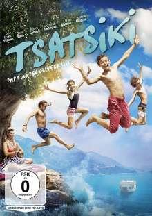 Tsatsiki - Papa und der Olivenkrieg, DVD