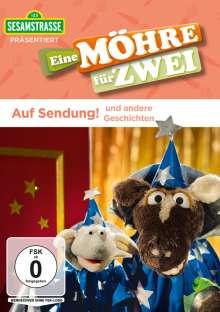 Sesamstrasse präsentiert: Eine Möhre für Zwei - Auf Sendung! und andere Geschichten, DVD