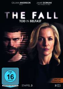 The Fall - Tod in Belfast Staffel 3, 2 DVDs
