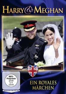 Harry & Meghan - Ein royales Märchen, DVD