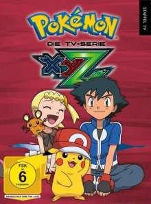 Pokemon Staffel 19: XYZ, 6 DVDs