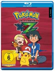 Pokemon Staffel 19: XYZ (Blu-ray), 5 Blu-ray Discs