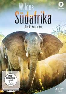 Wildes Südafrika - Der 8. Kontinent, DVD