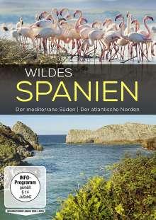 Wildes Spanien: Der meditarrene Süden / Der atlantische Norden, DVD