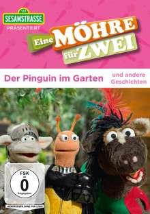 Sesamstrasse präsentiert: Eine Möhre für Zwei - Der Pinguin im Garten und andere Geschichten, DVD