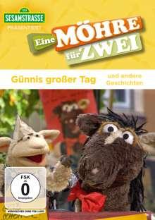 Sesamstrasse präsentiert: Eine Möhre für Zwei - Günnis großer Tag und andere Geschichten, DVD
