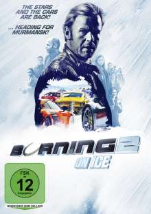 Burning 2 - On Ice, DVD