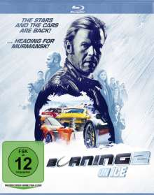 Burning 2 - On Ice (Blu-ray), Blu-ray Disc