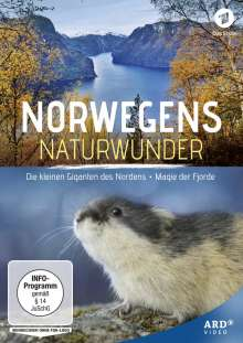 Norwegens Naturwunder: Die kleinen Giganten des Nordens / Magie der Fjorde, DVD