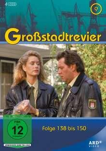 Großstadtrevier Box 9 (Staffel 14), 4 DVDs
