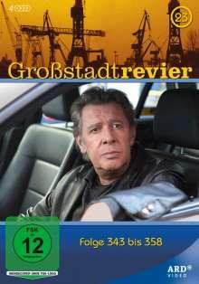 Großstadtrevier Box 23 (Staffel 27), 4 DVDs