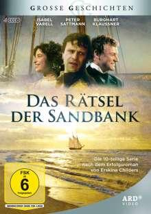 Das Rätsel der Sandbank, DVD