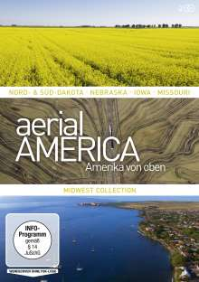 Aerial America - Amerika von oben: Midwest Collection, 2 DVDs