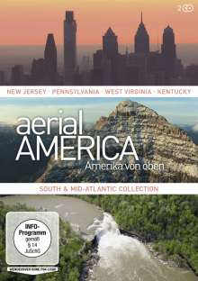 Aerial America - Amerika von oben: South and Mid-Atlantic Collection, 2 DVDs
