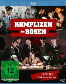 Komplizen des Bösen (Blu-ray), 2 Blu-ray Discs