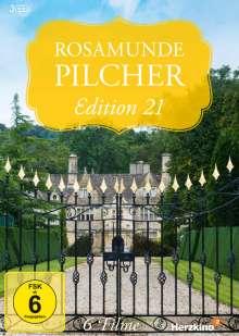 Rosamunde Pilcher Edition 21 (6 Filme auf 3 DVDs), 3 DVDs