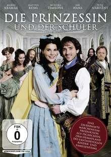 Die Prinzessin und der Schüler, DVD