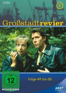 Großstadtrevier Box 2 (Staffel 7), 4 DVDs
