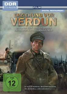 Erziehung vor Verdun, 2 DVDs