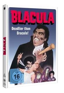 Blacula (Blu-ray & DVD im Mediabook), Blu-ray Disc