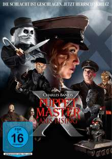 Puppet Master: Axis Rising, DVD