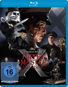Puppet Master: Axis Rising (Blu-ray), Blu-ray Disc
