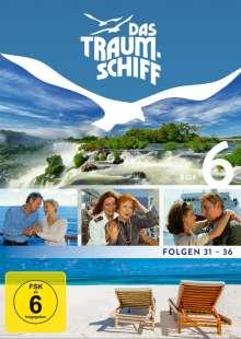 Das Traumschiff Box 6, 3 DVDs