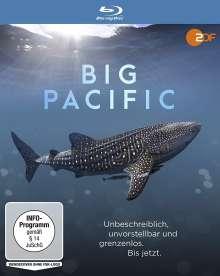 Big Pacific (Blu-ray), Blu-ray Disc