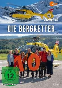 Die Bergretter Staffel 10, 2 DVDs