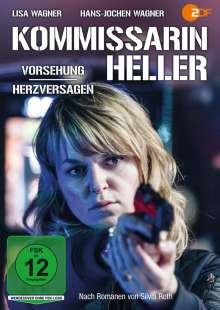 Kommissarin Heller: Vorsehung / Herzversagen, DVD