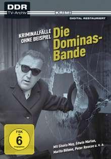 Kriminalfälle ohne Beispiel: Die Dominas-Bande, DVD