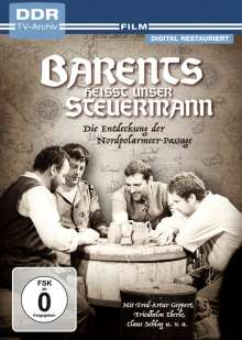 Barents heisst unser Steuermann, DVD