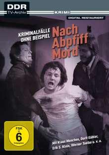 Kriminalfälle ohne Beispiel: Nach Abpfiff Mord, DVD