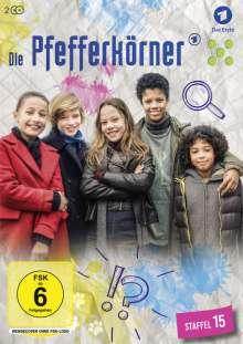 Die Pfefferkörner Staffel 15, DVD