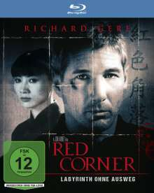 Red Corner (Blu-ray), Blu-ray Disc