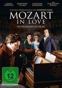 Mozart in Love - Intermezzo in Prag, DVD