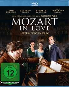 Mozart in Love - Intermezzo in Prag (Blu-ray), Blu-ray Disc