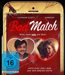 Bad Match (Blu-ray), Blu-ray Disc