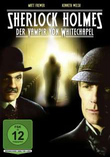 Sherlock Holmes: Der Vampir von Whitechapel, DVD